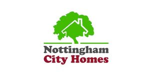 Infused Learning Nottingham City Homes Logo